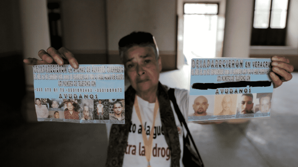 Mother lost 4 sons to drug war-related violence in mexico