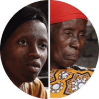 Mwana and Fatuma, Kenya