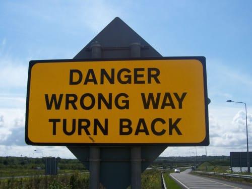 Perform a Legal U-turn