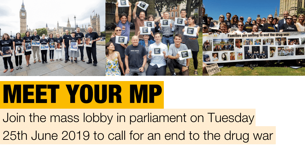 Meet your MP on June 25 and make dangerous safer