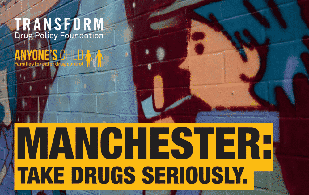 Manchester Take Drugs Seriously